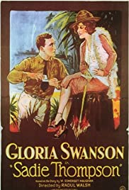 Sadie Thompson 1928 Poster