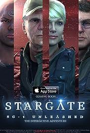 Stargate SG-1: Unleashed Poster