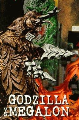 Godzilla Vs Megalon (1973)