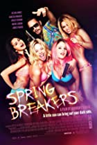 Spring Breakers (2012) Poster