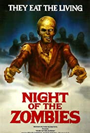 Hell of the Living Dead (1980) Poster - Movie Forum, Cast, Reviews