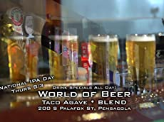 World of Beer Promo