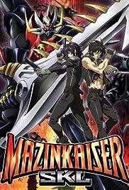 Mazinger SKL Poster