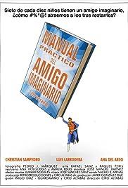 Manual práctico del amigo imaginario (abreviado) Poster
