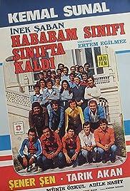 Hababam Sinifi Sinifta Kaldi(1975) Poster - Movie Forum, Cast, Reviews