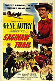 Saginaw Trail Poster