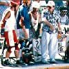 Josh Brolin, Tony Hawk, and David Winters in Thrashin' (1986)
