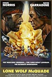 Lone Wolf McQuade (1983) Poster - Movie Forum, Cast, Reviews