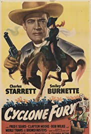 Cyclone Fury Poster