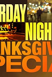 Saturday Night Live: Thanksgiving Special Poster