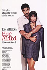 Her Alibi (1989) Poster - Movie Forum, Cast, Reviews