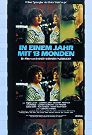 In a Year with 13 Moons (1978) Poster - Movie Forum, Cast, Reviews