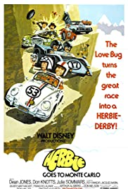 Herbie Goes to Monte Carlo(1977) Poster - Movie Forum, Cast, Reviews