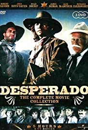 Desperado: The Outlaw Wars (1989) Poster - Movie Forum, Cast, Reviews