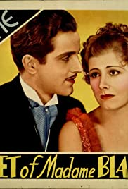 The Secret of Madame Blanche Poster