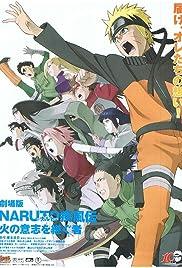 Gekijô-ban Naruto Shippûden: Hi no ishi wo tsugu mono(2009) Poster - Movie Forum, Cast, Reviews