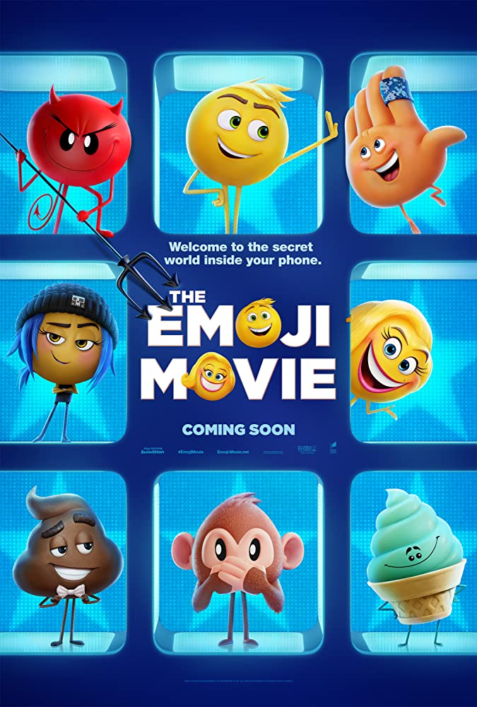 The Emoji Movie (2017), film animat online dublat în Română