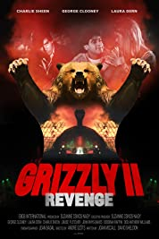 Grizzly II: Revenge (2021) poster