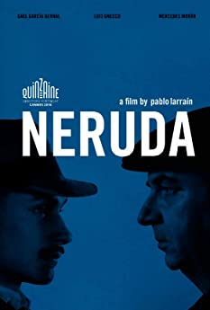 An inspector hunts down Nobel Prize-winning Chilean poet, Pablo Neruda, who becomes a fugitive in his home country in the late 1940s for joining the Communist Party.