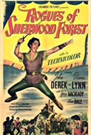 Rogues of Sherwood Forest(1950) Poster - Movie Forum, Cast, Reviews