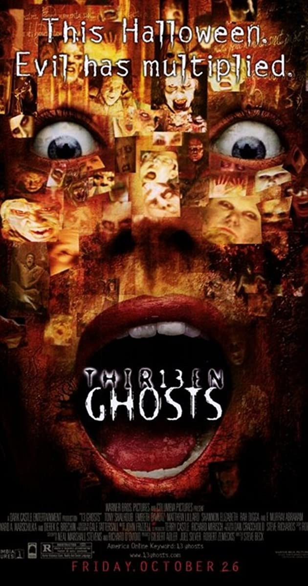Thir13en Ghosts 2001 Imdb