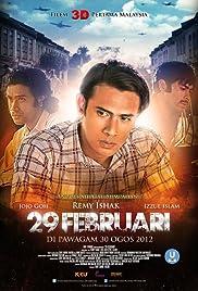29 Februari Poster
