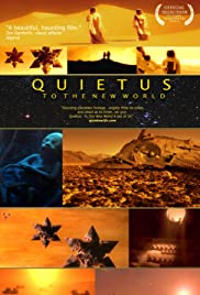 Quietus: To the New World Poster