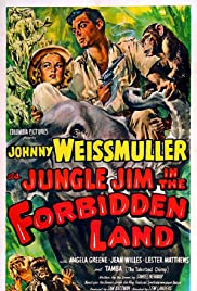 Jungle Jim in the Forbidden Land (1952) Poster - Movie Forum, Cast, Reviews