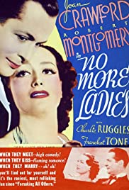 No More Ladies(1935) Poster - Movie Forum, Cast, Reviews