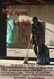 Arthur, Autumn & a Violin Poster