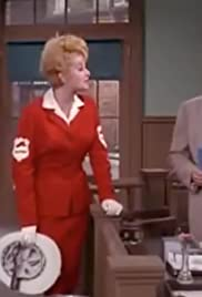 Lucy Puts Out a Fire at the Bank Poster