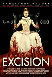 Excision (2012) Poster - Movie Forum, Cast, Reviews