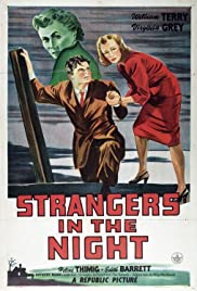Strangers in the Night Poster