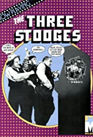 The Three Stooges in Brides Is Brides Poster