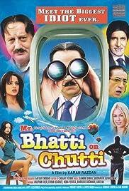 Mr Bhatti on Chutti Poster