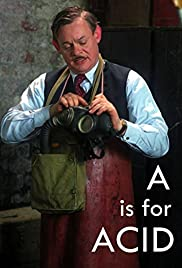 A Is for Acid Poster