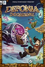 Deponia Doomsday Poster