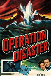 Operation Disaster Poster
