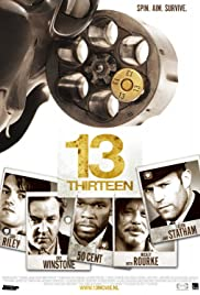 13 (2010) Poster - Movie Forum, Cast, Reviews