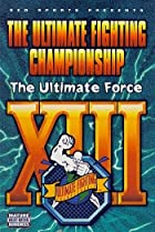 Image of UFC 13: The Ultimate Force