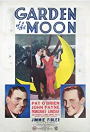 Garden of the Moon Poster