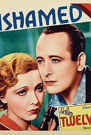 Unashamed(1932) Poster - Movie Forum, Cast, Reviews