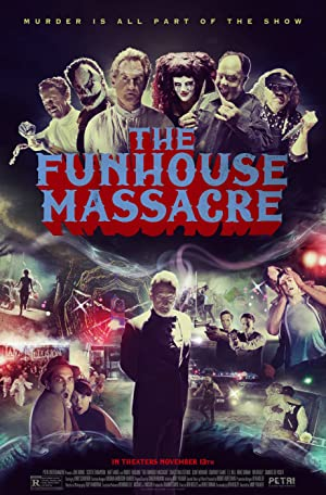 The Funhouse Massacre Legendado HD 720p
