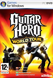 Guitar Hero World Tour Poster