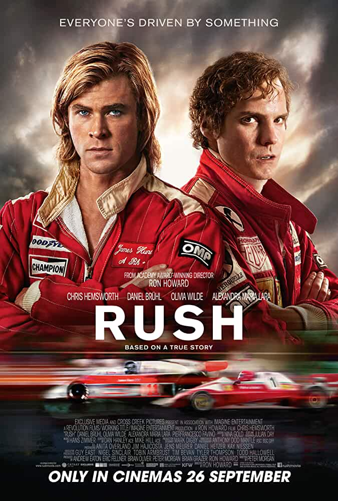 Poster Rush 2013 Full English Movie Download