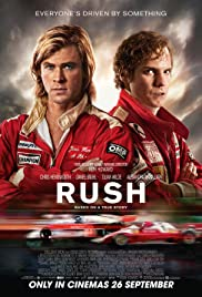 Rush (2013) Poster - Movie Forum, Cast, Reviews