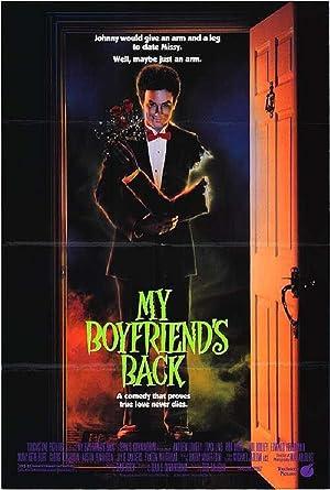 My Boyfriend's Back poster