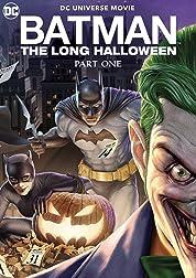 Batman: The Long Halloween, Part One (2021) poster