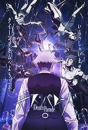 Death Parade Poster - TV Show Forum, Cast, Reviews