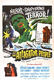 The Alligator People(1959) Poster - Movie Forum, Cast, Reviews